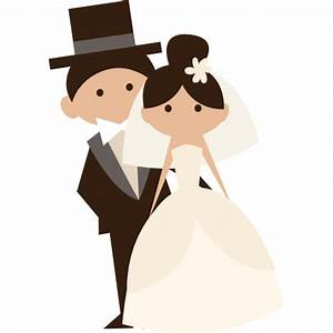 Wedding couple - Free people icons
