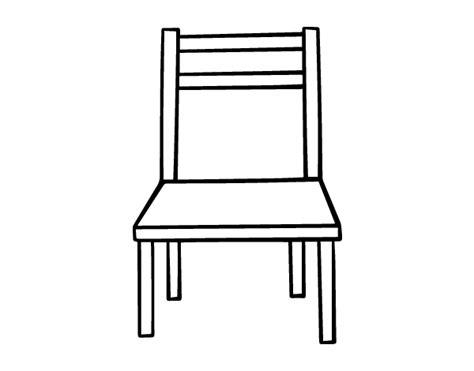 prix pour rempailler une chaise coloriage de une chaise en bois pour colorier coloritou