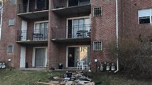 Apartment fire breaks out in Forest Hill early Friday ...