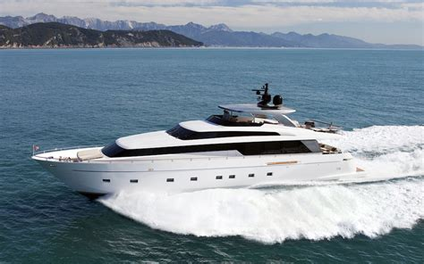 yacht metal sanlorenzo yachts