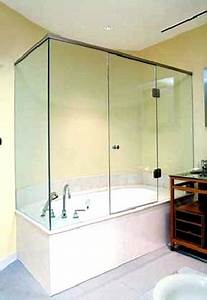 Tub Enclosures With End Panels