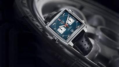 Heuer Monaco Uomo Orologio Cronografo Square Mcqueen