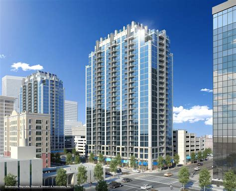 Developers Double Down On Downtown Apartments