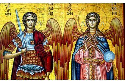 Crestinii Ii Sarbatoresc Astazi Pe Sfintii Mihail Si