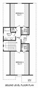 Two-story, Bungalow, House, Plan