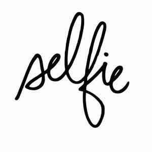 selfie by Heidi Swapp | silhouette | Pinterest