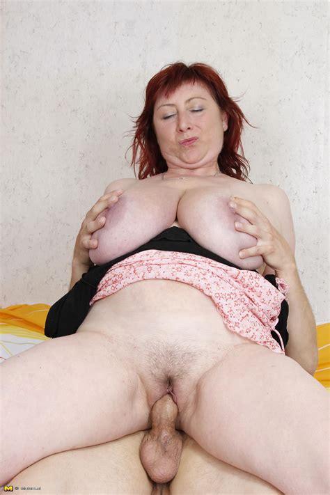 Mature Slut With Big Boobs Getting Fucked