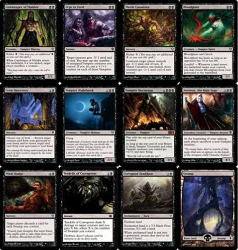 best mtg deck themes mtg realm deck ideas wwk vires