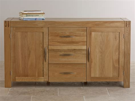 Oak Furniture Land Sideboards by Alto Solid Oak Large Sideboard Oak Furniture Land