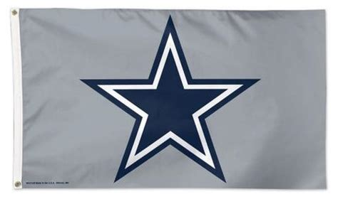 Premium dallas cowboys game tickets, cowboys player meet & greets, tour of at&t; Dallas Cowboys Star-On-Gray-Style Official NFL Football DELUXE 3'x5' Team Flag - Wincraft Inc ...