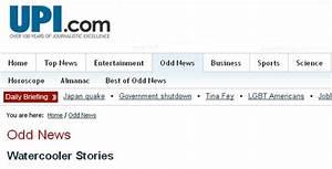 10 Websites For Strange and Odd News Updates