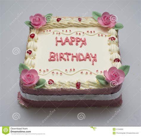 decoration gateau d anniversaire pour fille g 226 teau d anniversaire carr 233 pour la fille photo stock image 51164950