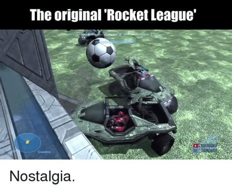 Rocket League Memes - the original rocket league coestlins nostalgia video games meme on sizzle