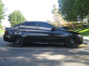 cadillac cts 06 blacked out e90