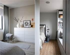 schlafzimmer weiß grau wandfarbe grau im schlafzimmer 77 gestaltungsideen