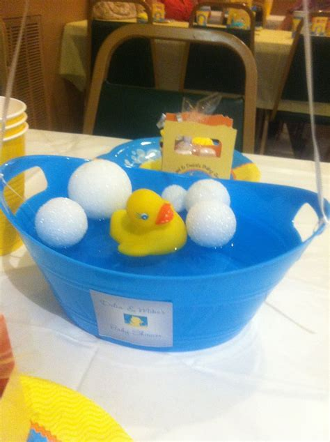 ducky baby shower decorations 1000 ideas about ducky baby showers on rubber