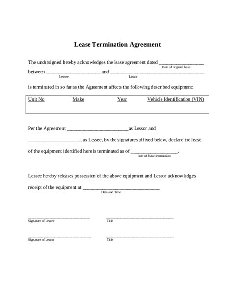 early termination  lease agreement gtld world congress