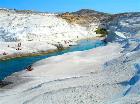 Greece Travel Introduction To Milos