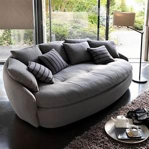 Sofa Runde Form : modern sofa top 10 living room furniture design trends ~ Lateststills.com Haus und Dekorationen