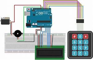 Password Based Door Lock Security System Using Arduino