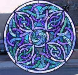 Celtic Knot Stained Glass Patterns