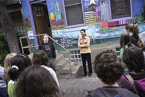 CAPA Students Get a Tour of City of Asylum Pittsburgh ...
