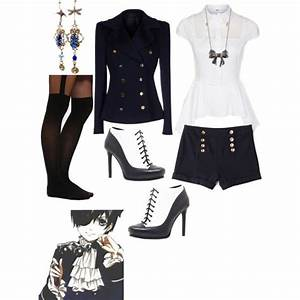 Ciel Phantomhive from Black Butler | Casual cosplay | Pinterest | Anime cosplay Butler anime ...