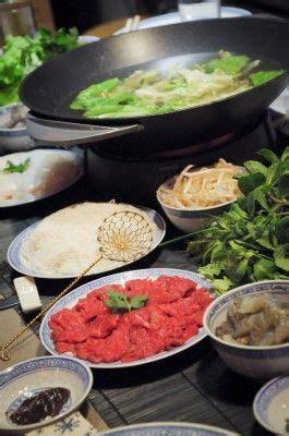 fondue vietnamienne cuisine asiatique 1000 idées sur le thème recette fondue chinoise sur