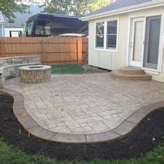 sted concrete designs sted concrete patio designs 24 amazing sted concrete