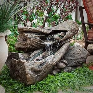 Build, Rock, Water, Fountain, Backyard, Diy, Outdoor