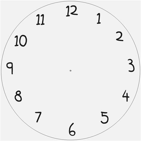 blank clock template blank clocks printable dailypoll co