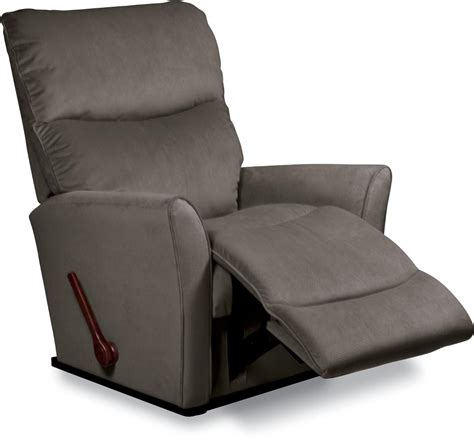 la z boy fabric rowan small scale reclina rocker 174 recliner