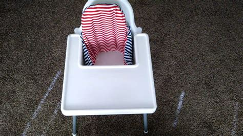 ikea high chair review youtube