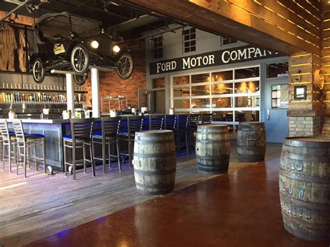 ford s garage serves food cold beers and loads of nostalgia ford trucks com