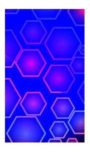 Red Blue Hexagon 4K HD Abstract Wallpapers | HD Wallpapers ...