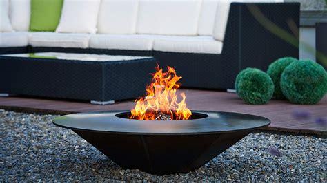 Feuerschale Mobiles Lagerfeuer Fuer Die Terrasse by Feuerschalen Grill