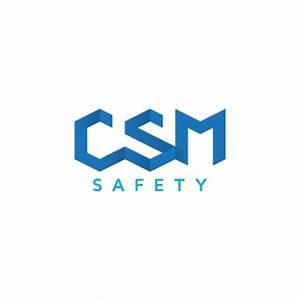 CSM Safety | Logo Design Gallery Inspiration | LogoMix