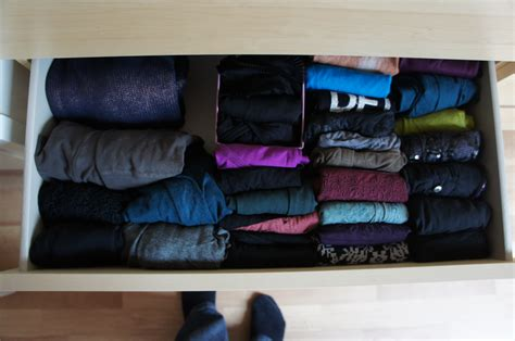 Kondo Falten by Magic Cleaning Teil 1 Kleidung Lila Erdbeere