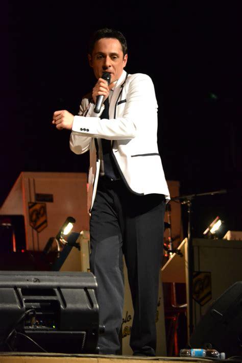 italian swing italian swing band crooner matteo brancaleoni