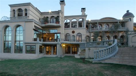 Unknown Palatial House by R65m Spare Check Out This Palatial Mega Mansion