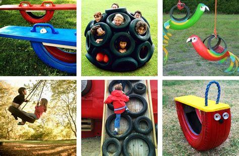jeux pour enfants pneus hopineo