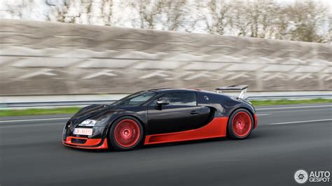 Bugatti Veyron Supersport Price by Bugatti Veyron 16 4 Sport 11 April 2016 Autogespot