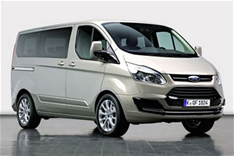 Official Ford Transit Custom Safety Rating Results