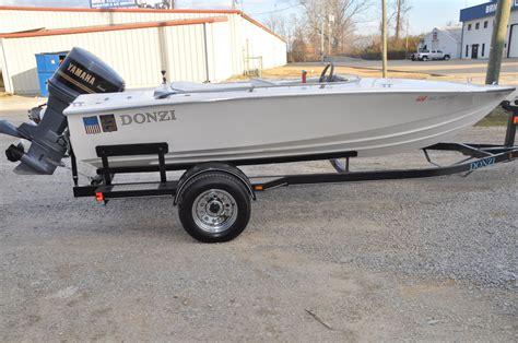 Donzi Boat Gear by 1972 Donzi Sweet 16 Outboard Onatrailer