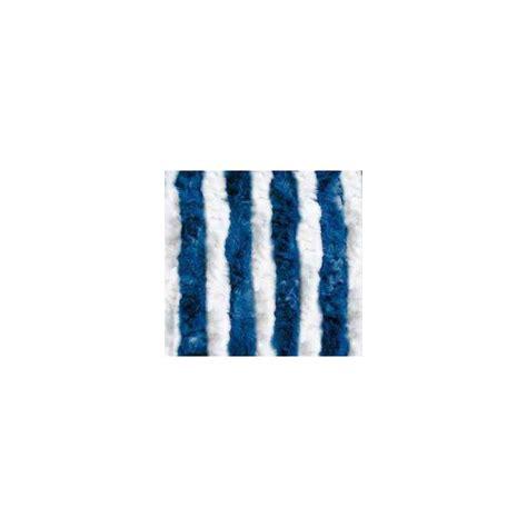 Rideaux Pour Caravane by Rideau De Porte Chenilles Coloris Blanc Bleu Pour Caravane