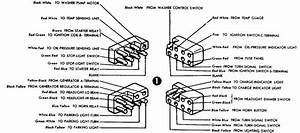 1963 Ford Galaxie 500 Ignition Switch Wiring Diagram  Ford