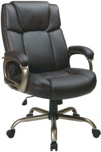 ech12801 ec1 office big and brown eco leather executive office chair big and