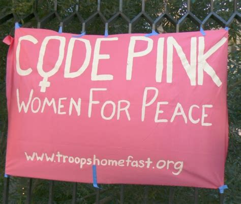 pictures  code pink hunger strike  sf indybay