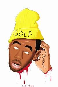 Tyler, the Creator fan art #GOLFWANG Tyler, The Creator