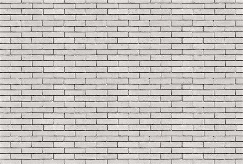 deco chambre romantique mur blanc poster mur de briques blanches poreuses